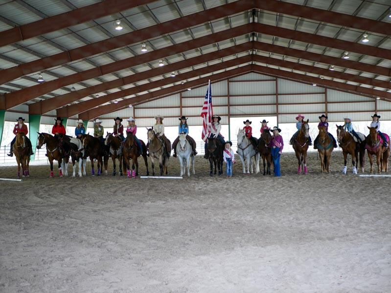 2021 Rodeo Pageant Contestants