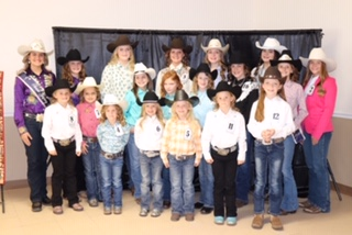 Rodeo Pageant Winners 2020